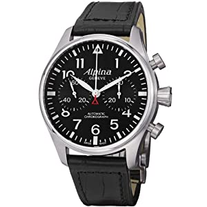 Alpina Aviation Mens Watch AL-860B4S6