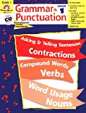 Grammar and Puntuation: Grade 1 (Grammar & Punctuation)