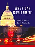 American Government: Institutions and Policies (0618299807) by James Q. Wilson