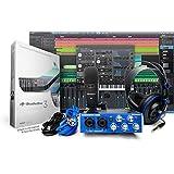 PreSonus AudioBox Studio with Headphones, Microphone, Mic Cable, USB Cable, and StudioOne Artist Software (Download)