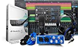 PreSonus AudioBox Studio with Headphones, Microphone, Mic Cable, USB Cable, and StudioOne Artist Software (Download)