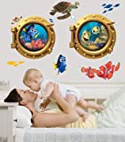Finding Nemo Giant Wall Decals 18x40