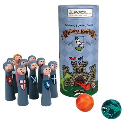51CuIE rqBL Reviews Front Porch Kids Bowling Knights
