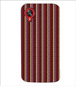 PrintDhaba Pattern D-6080 Back Case Cover for LG GOOGLE NEXUS 5 (Multi-Coloured)