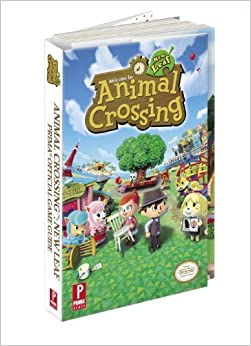Animal Crossing New Leaf game guide at Amazon.com