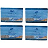 Lass Naturals Dead Sea And Mineral Handmade Soap – Natural Soap With Skin Cleansing And Softening Properties,...