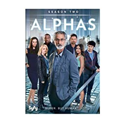 Alphas: Season Two