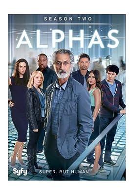 Alphas: Season 2