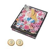 不思議の国のアリス 缶入り クリームサンドクッキー 紅茶味 お菓子 【東京ディズニーリゾート限定】