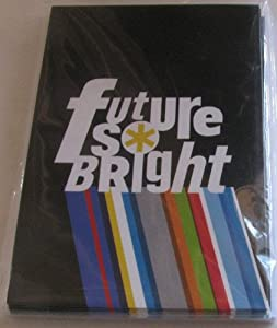 Party Invitations Pack of 10 Future so Bright