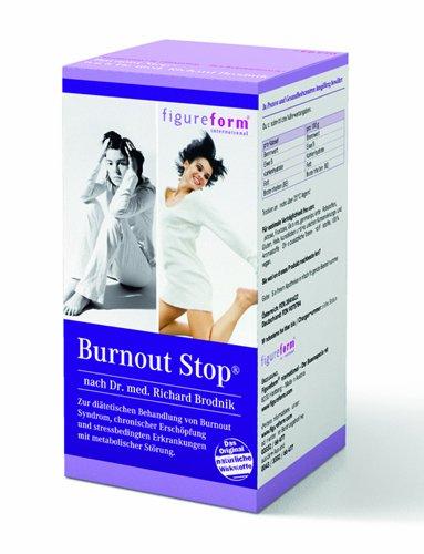 Figureform International FIGUREFORM Burnout Stop Kapseln 90 St