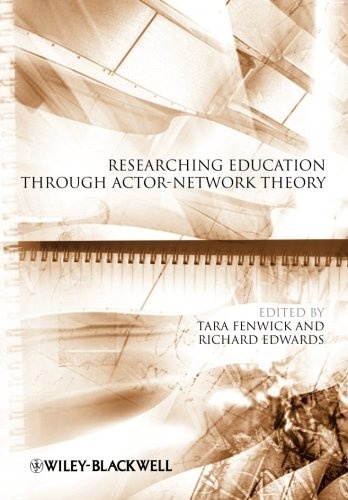 Researching Education (Educational Philosophy and Theory Special Issues)