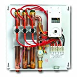 Ecosmart ECO 27 Electric Tankless Water Heater - 27 KW at 240 Volts with Patented Self Modulating Technology