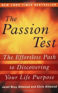 "Cover of ""The Passion Test: The Effortles..."
