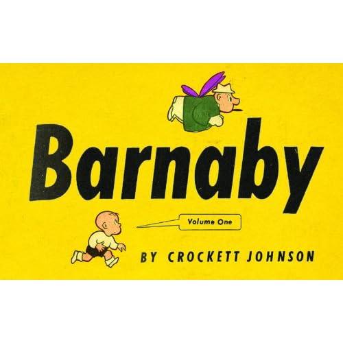 Fantagraphics udgiver komplet Barnaby til juni 2012