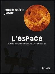 L\'espace par Laure Salès