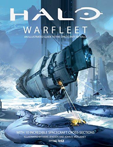 Halo Warfleet [343 Industries] (Tapa Dura)