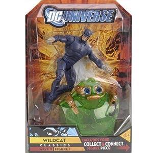 DC Universe Classics Series 9 Action Figure Wildcat Purple Variant Build Chemo Piece!