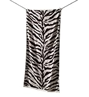 Animal Print Beach Towel