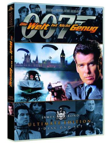 James Bond 007: Die Welt ist nicht genug (Ultimate Edition) [2 DVDs]