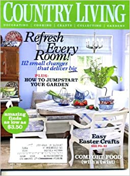country living april 2009 refresh every room 112 small