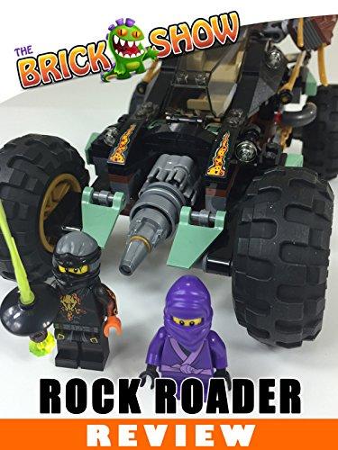 LEGO Ninjago Rock Roader Review : LEGO 70589