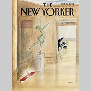 The New Yorker (Oct. 24, 2005) | [George Packer, Michael Specter, Dana Goodyear, Joan Acocella, Nancy Franklin, David Denby]