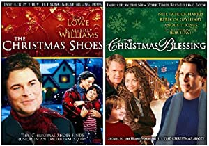 The Christmas Shoes / The Christmas Blessing (2 Pack)