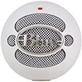 51Cufzh45UL. SL160  Best Blue Microphones Snowball USB Microphone (White)  Reviews