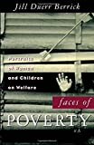 img - for Faces of Poverty: Portraits of Women and Children on Welfare by Jill Duerr Berrick (1997-03-27) book / textbook / text book