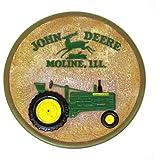 John Deere 1959 Model B Wall PlaqueGarden Stone