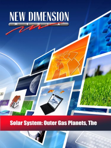 The Solar System: Outer Gas Planets