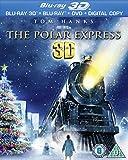 Polar Express (Blu-ray 3D + Blu-ray ) [Region Free]