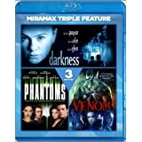 Phantoms / Darkness / Venom [Blu-ray]