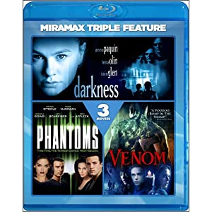 Phantoms / Darkness / Venom [Blu-ray] [Import]