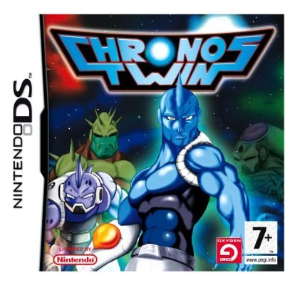 Chronos Twin (Nintendo Ds) front-304184