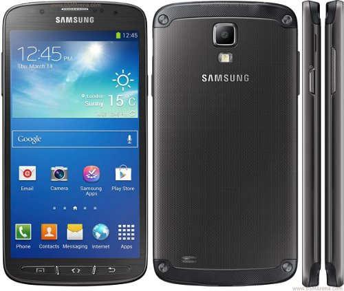 GALAXY Samsung Galaxy S4 active 4G版 I9295 並行輸入品 グローバル版 SIMフリー 16GB Urban Gray