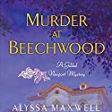 Murder at Beechwood Audiobook by Alyssa Maxwell Narrated by Eva Kaminsky