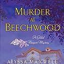 Murder at Beechwood (       UNABRIDGED) by Alyssa Maxwell Narrated by Eva Kaminsky