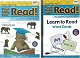 Your Baby Can Read Starter Blister Pack: Early Language Development System