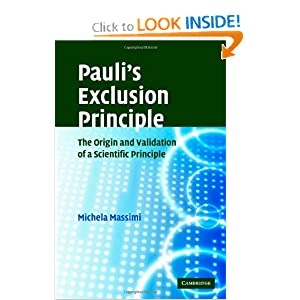 Pauli's Exclusion Principle: The Origin and Validation of