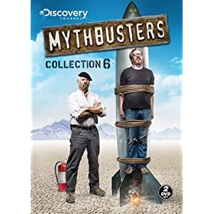 Mythbusters: Collection 6 movie