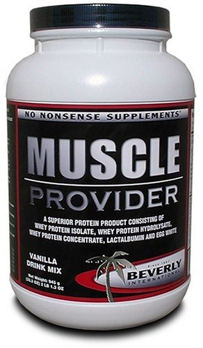 Beverly International Muscle Provider, 1-Pound 14.68-Ounces