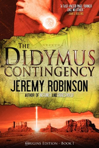 The Didymus Contingency (Origins Edition) PDF