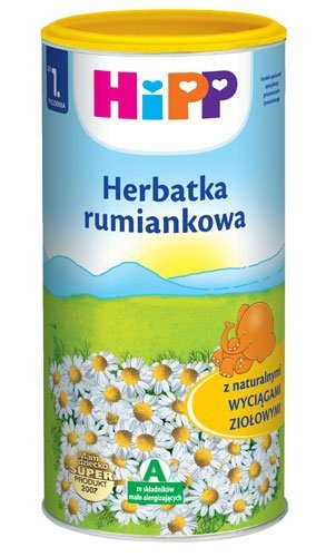Hipp Instant Camomile Tea for Babies (200g/7.1oz) Kids, Infant, Child, Baby Products
