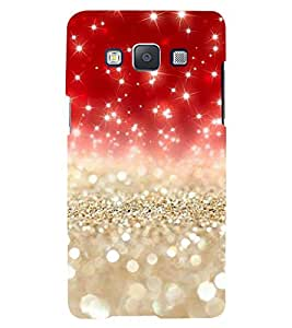 Samsung Galaxy A7 MULTICOLOR PRINTED BACK COVER FROM GADGET LOOKS