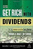 img - for Get Rich with Dividends: A Proven System for Earning Double-Digit Returns (Agora Series) book / textbook / text book