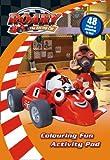 Roary the Racing Car - Colouring Fun Activity Pad