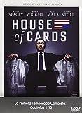 House of cards (1ª temporada) en DVD en España. EDICION HOY