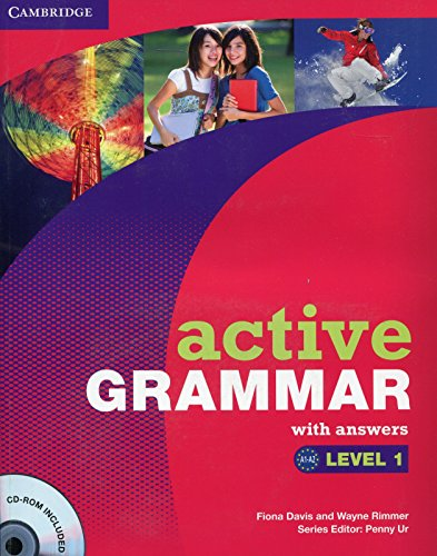 Active Grammar 1 with Answers and CD-ROM (Active Grammar With Answers)